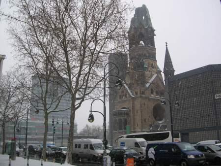 Berliner im Winter 2009